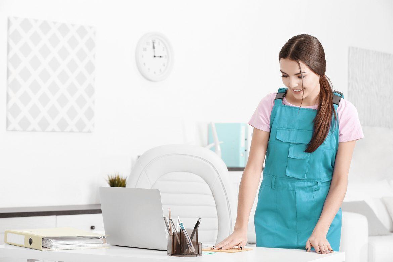 Solution complète pour l'entretien et le déménagement de vos bureaux