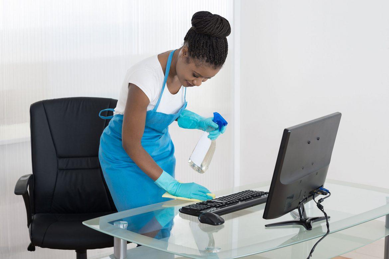 un nettoyage complet, en profondeur et durable pour vos bureaux