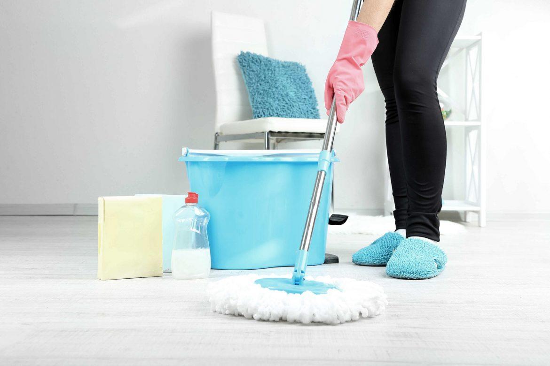 Nettoyage ponctuel de tous types de sols
